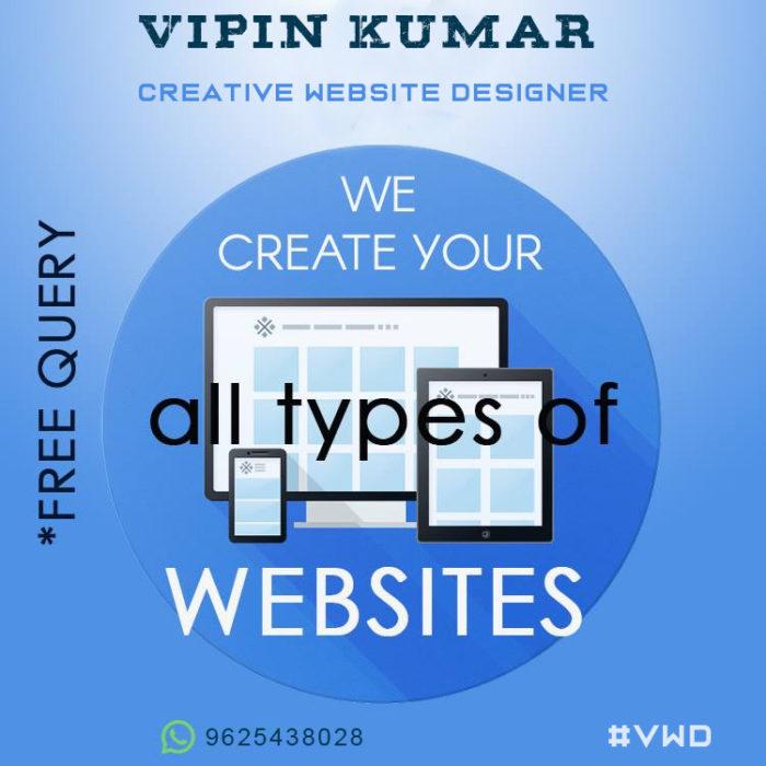 Best Web Designer In India Freelance Web Designer In India